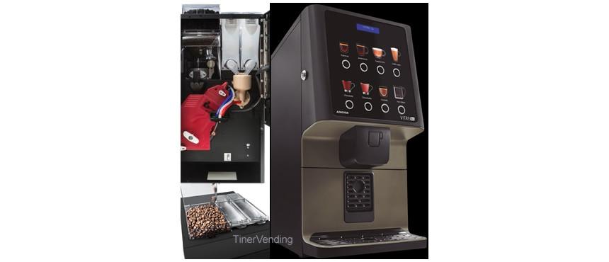 Máquina expendedora de bebidas calientes AZKOYEN modelo VitroS1
