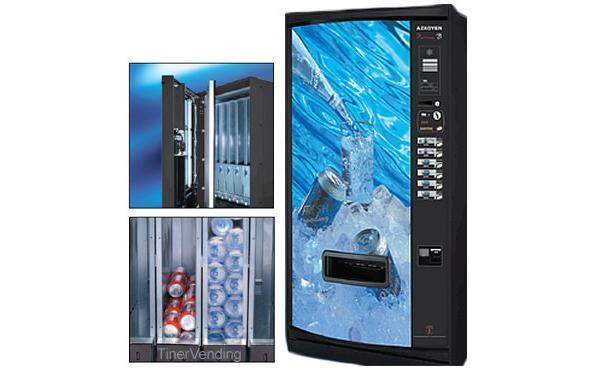 Máquina expendedora de bebidas frías AZKOYEN modelo PalmaB