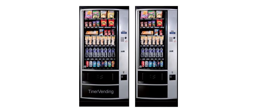 Máquina expendedora de productos AZKOYEN modelo PalmaH
