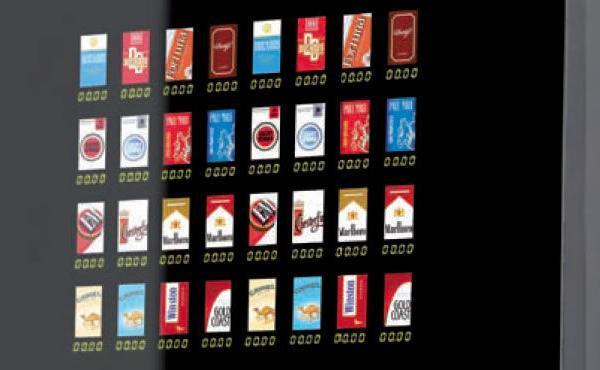 Máquinas Expendedoras de Tabaco AZKOYEN