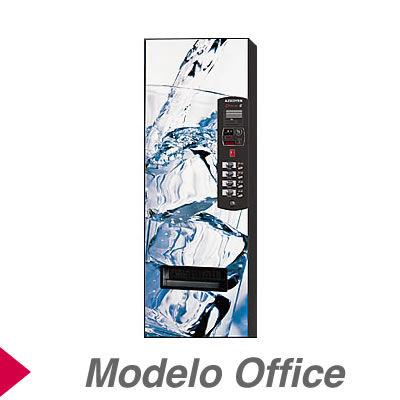 Máquinas Expendedoras de bebidas frías modelo Office