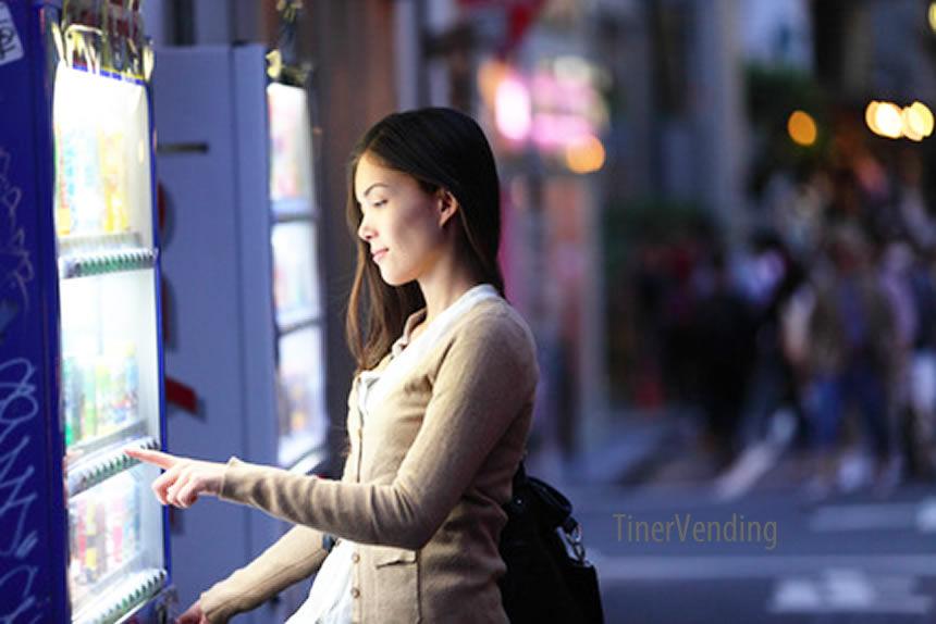 Tinervending servicios que es una expendedora para la venta
